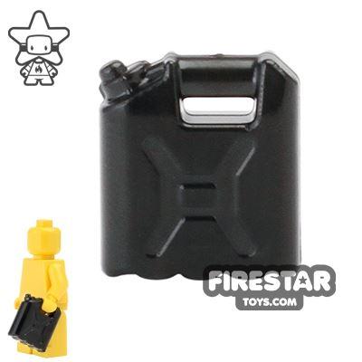 SI-DAN - Fuel Can FC20L - Black