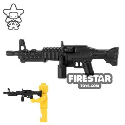SI-DAN - M60 Machine Gun - Black