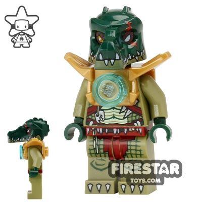 LEGO Legends of Chima Mini Figure - Cragger
