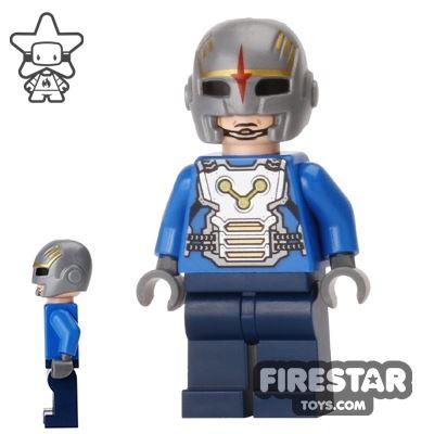 LEGO Super Heroes Mini Figure - Nova Corps Officer