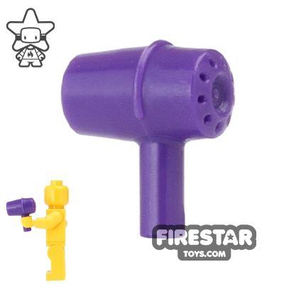 LEGO - Hair Dryer - Dark Purple
