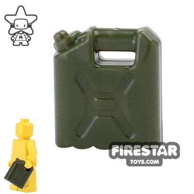 SI-DAN - Fuel Can FC20L - Tank Green