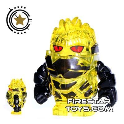 LEGO Power Miners Mini Figure - Rock Monster - Combustrix