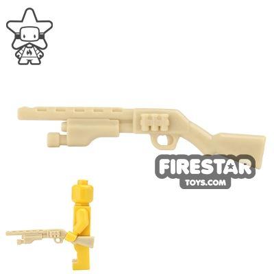 SI-DAN - M500T Shotgun - Tan
