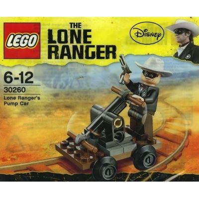 LEGO Lone Ranger 30260 - Pump Car