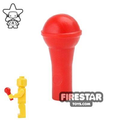 BrickForge - Microphone - Red