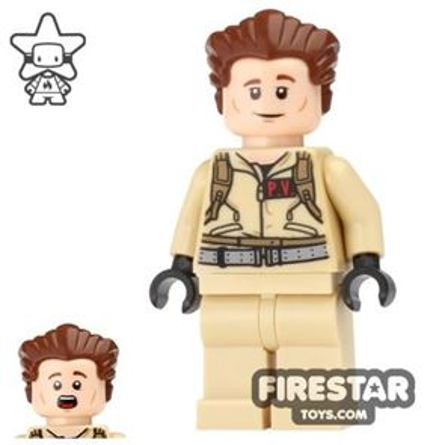 LEGO Ideas Ghostbusters Dr. Peter Venkman