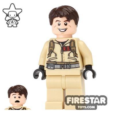 LEGO Ideas Ghostbusters Dr. Raymond Stantz
