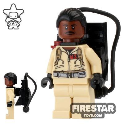 LEGO Ideas Ghostbusters Winston Zeddemore