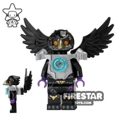 LEGO Legends of Chima Mini Figure - Razcal - Heavy Armour