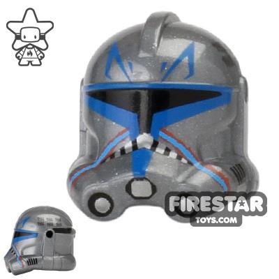 Arealight - RX Trooper Helmet - Silver