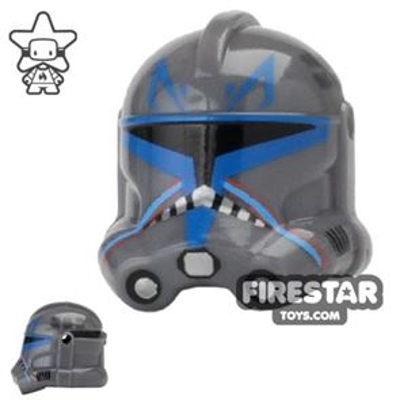 Arealight - RX Trooper Helmet - Dark Gray