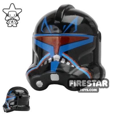 Arealight - RX Trooper Helmet - Black