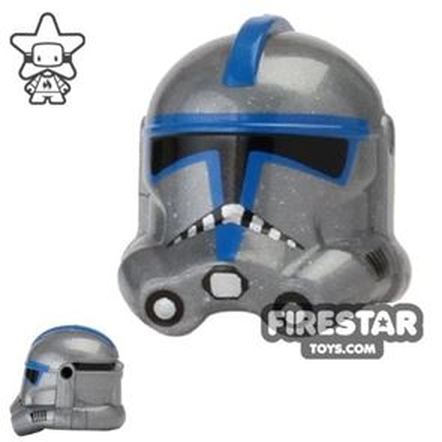 Arealight - KX Trooper Helmet - Silver