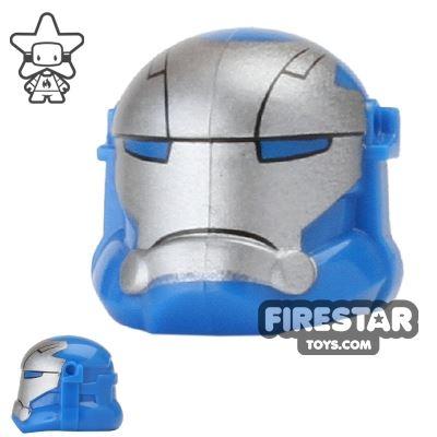 Arealight - Printed Igor Combat Helmet - Blue