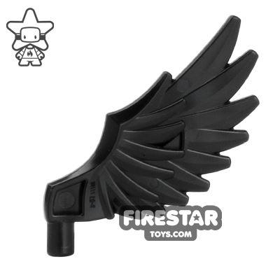 LEGO - Feathered Wing - Black