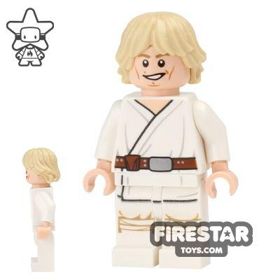 LEGO Star Wars Mini Figure - Luke Skywalker - Grin