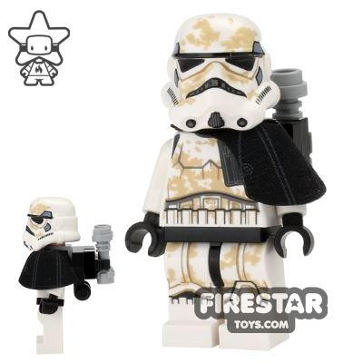 LEGO Star Wars Mini Figure - Sandtrooper - Black Pauldron