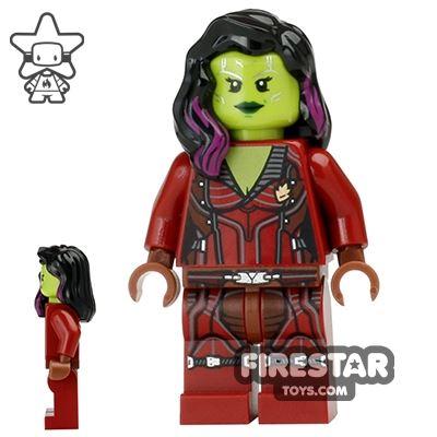 LEGO Super Heroes Mini Figure - Gamora