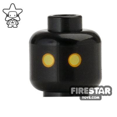 LEGO Mini Figure Heads - Star Wars Jawa Head - Big Eyes