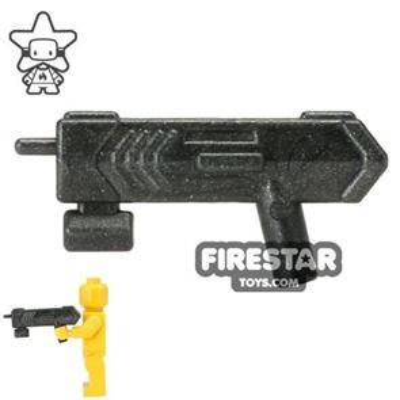 GALAXYARMS - Hand Blaster - Metallic Black