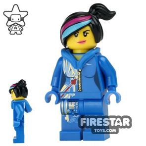 The LEGO Movie Mini Figure - Space Wyldstyle