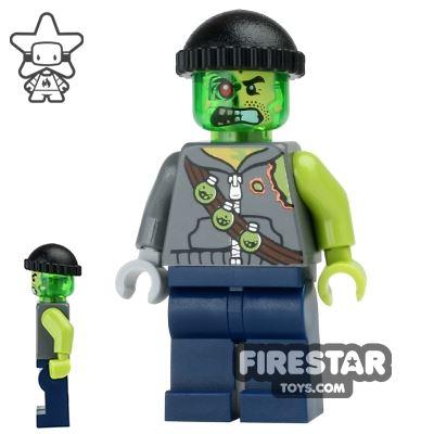 LEGO Ultra Agents Mini Figure - Adam Acid