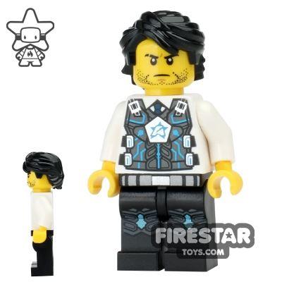 LEGO Ultra Agents Mini Figure - Agent Jack Fury