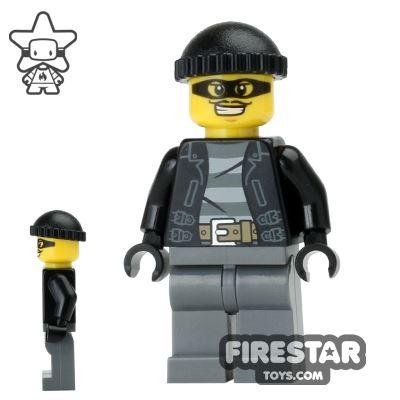 LEGO City Mini Figure - Bandit 4