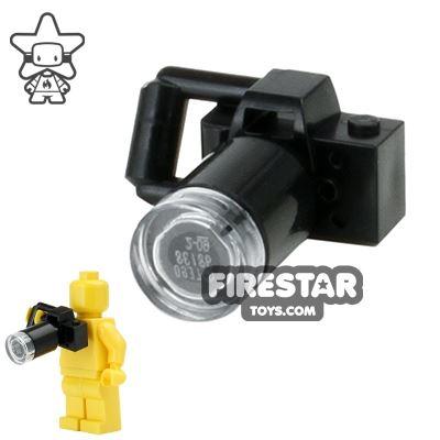 LEGO - Brickon SLR Camera with Long Zoom Lens