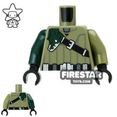 LEGO Mini Figure Torso - Kanan Jarrus
