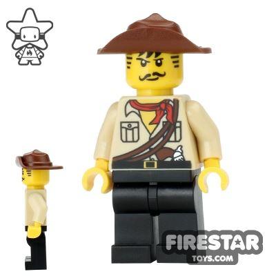 The LEGO Movie Mini Figure - Johnny Thunder