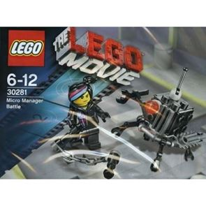The LEGO Movie 30281 - Micro Manager Battle