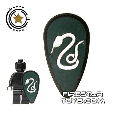 LEGO - Harry Potter Slytherin Snake Shield