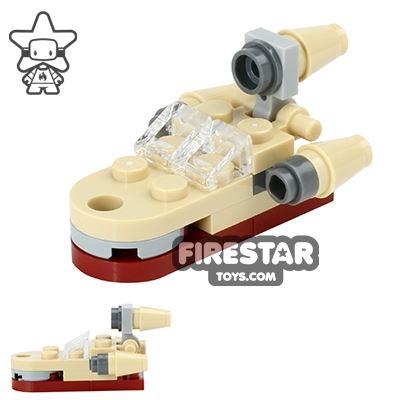 Custom Mini Set - Star Wars - Luke's Landspeeder