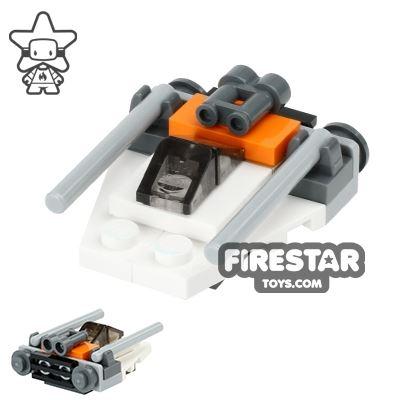 Custom Mini Set - Star Wars - Snowspeeder