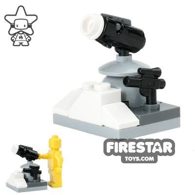 LEGO Gun - Star Wars Hoth Command Center
