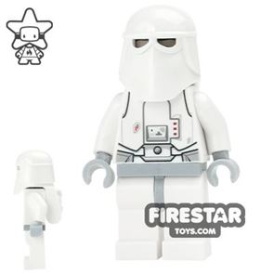 LEGO Star Wars Minifigure Snowtrooper