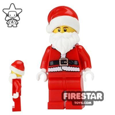 LEGO City Mini Figure - Santa - Father Christmas