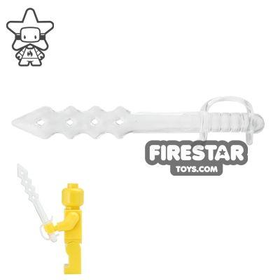 BrickForge - Dragon Sword - Trans Clear