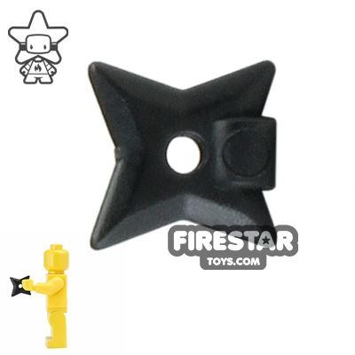 BrickForge - Throwing Star - Black