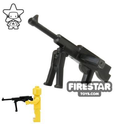 BrickForge - M1941 Johnson Machine Gun - RIGGED System - Black