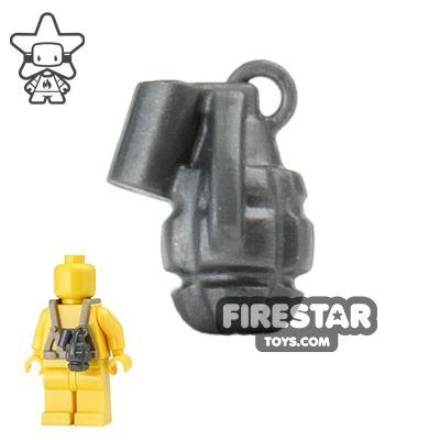 BrickForge - Steel Pineapple Grenade - RIGGED System