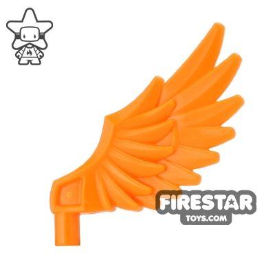 LEGO - Feathered Wing - Orange