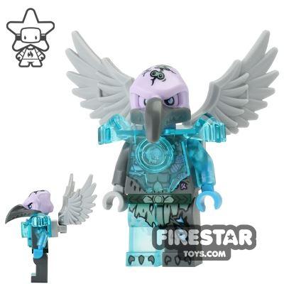LEGO Legends of Chima Mini Figure - Vornon - Heavy Armour
