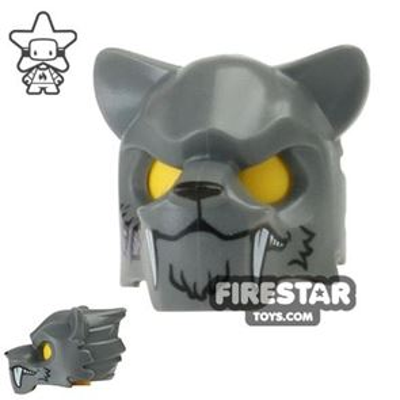 LEGO Tiger Headcover Stealthor