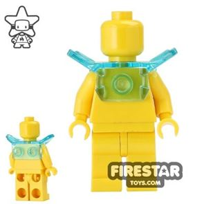 LEGO - Shoulder Guard - Trans Light Blue