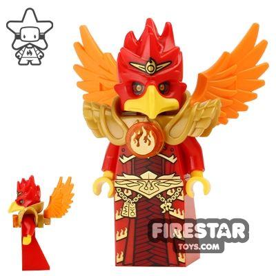 LEGO Legends of Chima Mini Figure - Fluminox - Heavy Armour