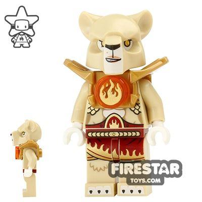 LEGO Legends of Chima Mini Figure - Li'Ella