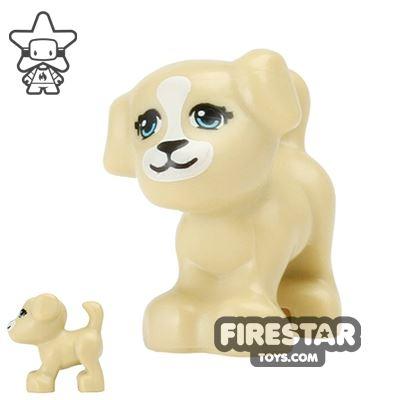 LEGO Animals Mini Figure - Puppy - Tan